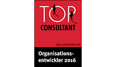 Top Consultant Organisationsentwickler 2016