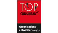Top Consultant Organisationsentwickler 2014/2015