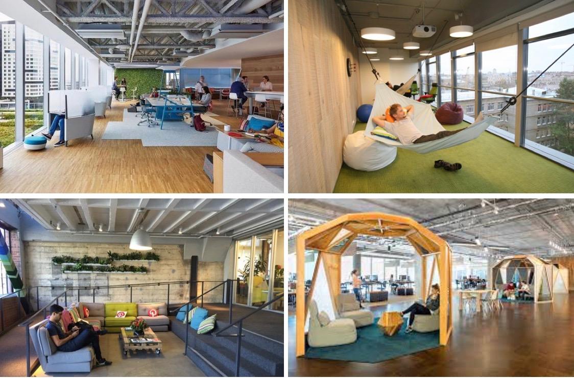 Innovative Ideen brauchen lichte Räume: Raumkonzepte für kreatives ...